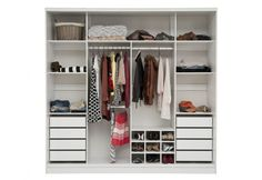 Amart Furniture offers wardrobes perfect for adding storage to any bedroom. Shop the range in store or online today! Timber Furniture, Dream Furniture, Bedroom Furniture, Wardrobe Organisation, Organization, Cupboard Wardrobe, Bedroom Cupboards, Bedroom Wardrobe, Mirror Door