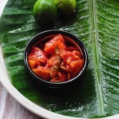 Indian style lime pickle with no oil - an easy spicy pickle recipe