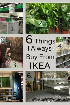 6 Must Buy Items from IKEA- Ikea- what to buy- rugs- storage- curtains- candles- plants- glassware- shopping- home decor- home decor inspiration