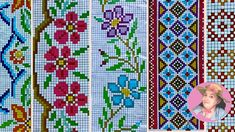Cross Stitch, Kids Rugs, Quilts, Embroidery, Crochet, Tamales, Mendoza, Home Decor, Ideas