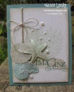 Canopy Crafts: Tribute to By the Seashore {PP244}
