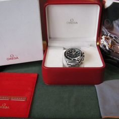 #Omega – #Seamaster #Planet #Ocean – #600M – #Chronograph – #2210.50.00 #Jewelry #The #Antiques #Room #Galway #Ireland Omega Seamaster Planet Ocean, Galway Ireland, Watch Case, Luxury Watches, Chronograph, Rolex, Planets, Card Holder, Antiques