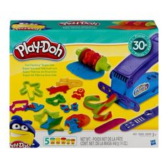 Play Doh Colors, Play Doh Fun, Toys For Tots, Super Sets, Kinds Of Colors, Kit, Arts And Crafts, Packaging, Walmart