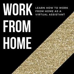 Learn how it's possible to work from home!