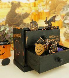Halloween Chest & Drawer