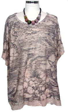 Printed Tunic – Marie - S Tunic, Printed, Blouse, Clothes, Collection, Tops, Women, Fashion, Outfits