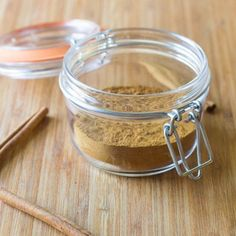 Use this Homemade Pumpkin Pie Spice in your favorite fall recipes!