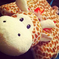 Giraffe Little Pillow Pet