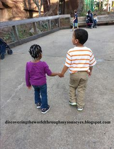 Friends for Life: Fostering Childhood Friendship from Discovering the World through My Son's Eyes
