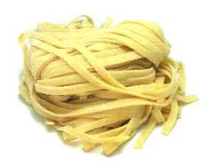 Fettuccine = fettucine Pronunciation: fay-tuh-CHEE-nee Notes: These ...
