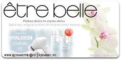 ETRE BELLE, Cleansing Set - Piękna skóra to czysta skóra, 14 dniowej akcji początek...