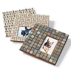 Customized Tile Photo Frames | My Home My Style eNotes  http://www.myhomemystyle.com/enotes/2013/11/01/customized-tile-photo-frames-2/?utm_source=MyHomeMyStyleEnotes&utm_medium=email&utm_campaign=7550