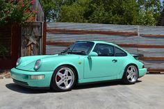 Ruf Toothpaste: RCT EVO Converted 1989 Porsche 911 964