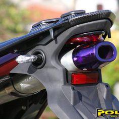 XRE300 | Polaco Motos - desenvolvimento e Preparações