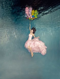 To the sky (Underwater photography by Lucie Drlikova)                                                                                                                                                     More