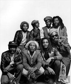 + Bob Marley & The Wailers