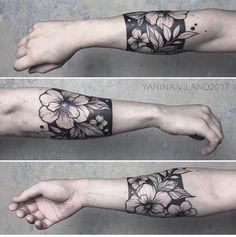 """""""I like"""": comments: 8 – yanina VILAND (y …. Forearm Band Tattoos, Elbow Tattoos, Rose Tattoos, Black Tattoos, Body Art Tattoos, Sleeve Tattoos, Maori Tattoos, Tattos, Poppy Tattoo Sleeve"""