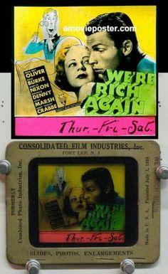 We're Rich Again(1934) 4/10 - 12/27/13