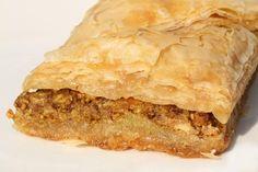 A Recipe for Vegan Baklava