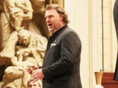 Scratch Bryn Terfel and he'll sing for you