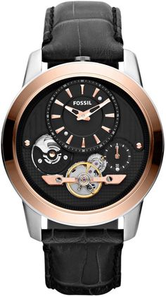 ME1125 - Authorized Fossil watch dealer - MENS Fossil GRANT, Fossil watch, Fossil watches