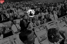 JoAnn Morgan, center, at the Kennedy Space Center control room during the Apollo 11 liftoff, From NASA/AFP/Getty Images. Negative Attitude, Mission Control, Nasa Missions, Kennedy Space Center, Space Race, Apollo 11, History Class, Space Exploration, Women In History
