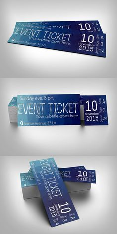 pin by best graphic design on ticket templates pinterest event