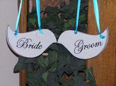 bride and groom love birds