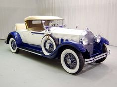 The 1929 Packard 640 Custom ...Like going fast?  Call or click:  1-877-INFRACTION.com (877-463-7228) for Aggressive Traffic Ticket, DUI and Suspended License Defense