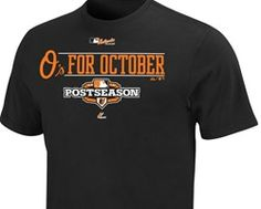 O's for October. I have this shirt. =)