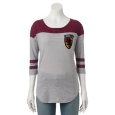 "Juniors' Harry Potter ""Gryffindor"" Football Graphic Tee"