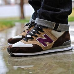 New Balance Custom 574 Viotech