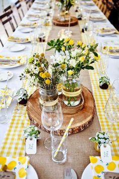 Botes de cristal para dar el toque perfecto a nuestra mesa