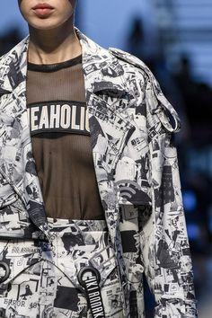 Annakiki at Milan Fashion Week Spring 2018 - Details Runway Photos