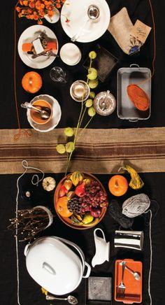 Thanksgiving  s p r e a d