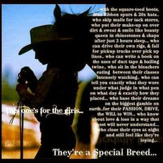 Special breed