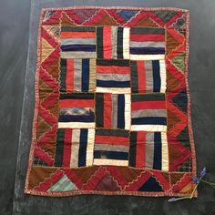 Handmade vintage cri