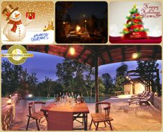 """Christmas is a season for kindling the fire for hospitality in the hall, the genial flame of charity in the heart. """"Merry Christmas"""""""