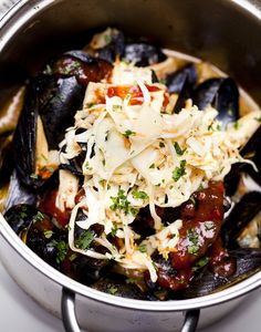 Flex Mussels - West Village, NYC by Eric Isaac, via Flickr