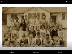 This is a picture of Chapel Hill School 1930 - 1931.  The names are listed as follows.  Are any of these your parents or grandparents?  The surnames Strickland, Camp, Leathers are names That still reside in Douglas County. Oh, and BTW this is all grades.  My grandmother was the teacher of this 1 room schoolhouse, Margaret Waldrup Byram.  1st row: HAROLD STRICKLAND, MARK FOUTS, JR., ALFRED SMITH, HERBERT FOUTS, WARREN STRICKLAND, DEALON HYDE  2ND ROW: TOOMBS WEBB, BILLY CAMP, EVELYN CAMP OMA…