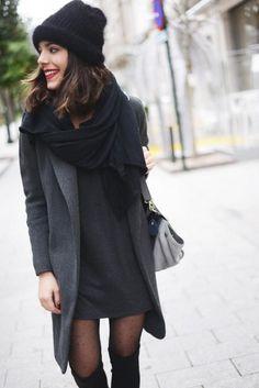 Inspiration Pinterest - Looks d'hiver