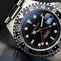 GMT-OCEAN 1 BLACK