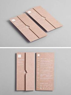 These brochure designs are hot and fresh - right out of the creative oven! Brochure Indesign, Brochure Folds, Template Brochure, Brochure Examples, Creative Brochure, Brochure Layout, Pamphlet Design, Leaflet Design, Booklet Design