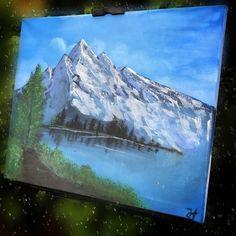 Idyllische Berglandschaft