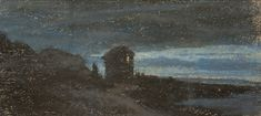 Monet, Painting, Night, Painting Art, Paintings, Painted Canvas, Drawings