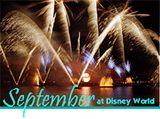 September at Disney World