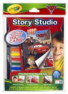 Crayola Story Studio - Cars [UK Import]