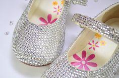 Scrummy little girls shoes