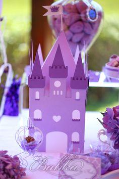 Princess Sofia Party Castel