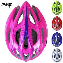 US $15.53 PHMAX Pro Cycling Helmet For Momen Man Cycle Helmet In-mold Bicycle Helmet Ultralight MTB Bike Helmet Casco Ciclismo. Aliexpress product